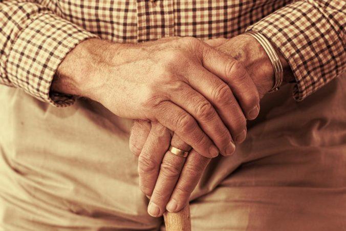 Drabble: Der alte Mann