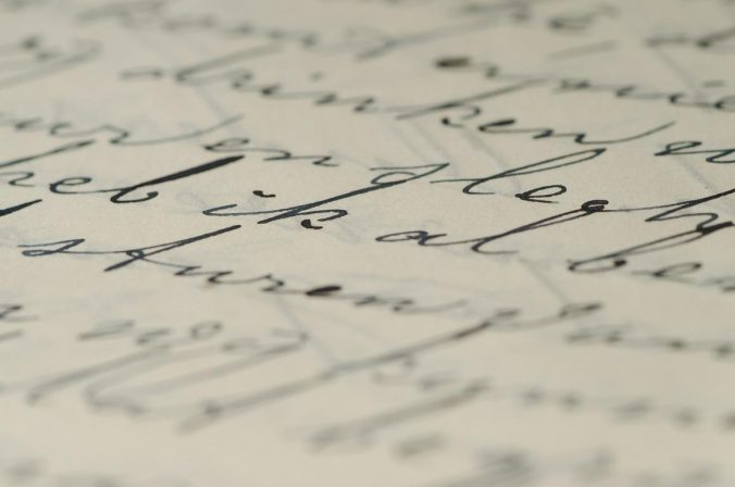 Drabble: Lieber Dichter