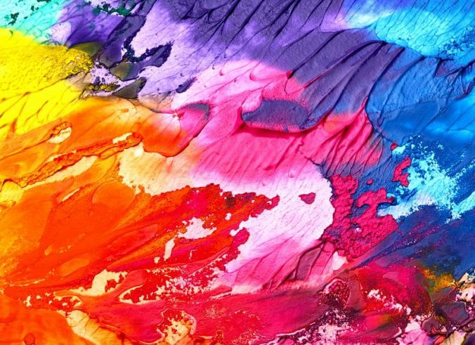 Drabble: Wie gemalt